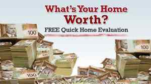 ** FIND OUT THE VALUE OF YOUR HOME - NO OBLIGATIONS! **