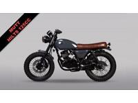 2017 MUTT HILTS 125CC NEW FOR 2017