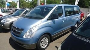 2012 Hyundai iMAX TQ-W MY12 Blue 4 Speed Automatic Wagon Winnellie Darwin City Preview