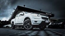 2014 Holden Colorado RG MY14 LX Crew Cab White 6 Speed Manual Utility Alfred Cove Melville Area Preview