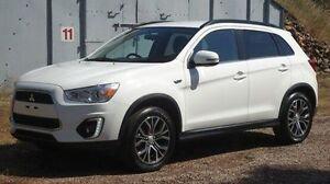 2016 Mitsubishi ASX XB MY15.5 LS 2WD White 6 Speed Constant Variable Wagon Winnellie Darwin City Preview