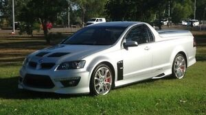 2012 Holden Special Vehicles Maloo E Series 3 MY12.5 Silver 6 Speed Manual Utility Winnellie Darwin City Preview