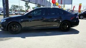 2014 Ford Falcon XR6T Black Automatic Sedan Lansvale Liverpool Area Preview