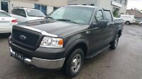 2005 Ford F-150 XLT//4X4//ACCIDENT FREE//CERTIFIED//2 YEARS WARR