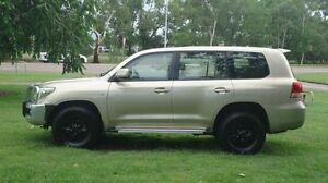 2009 Toyota Landcruiser VDJ200R MY10 GXL Gold 6 Speed Sports Automatic Wagon Winnellie Darwin City Preview