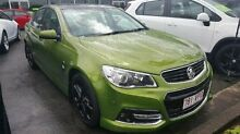 2015 Holden Commodore VF MY15 SS V Redline Green 6 Speed Manual Sedan Coolangatta Gold Coast South Preview