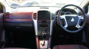 2006 Holden Captiva SX 4X4 Champagne Automatic Wagon Lansvale Liverpool Area Preview