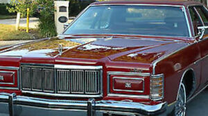 Windshield for 1978 Mercury Grand Marquis
