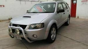 2006 FORD TERRITORY TURBO AWD WITH REGO Hendon Charles Sturt Area Preview