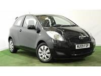 TOYOTA YARIS 1.0 VVTI TR 3 DR IN 1ST CLASS CONDITION