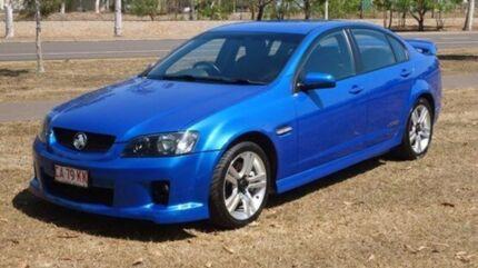 2010 Holden Commodore VE MY10 SS Voodoo 6 Speed Auto Seq Sportshift Sedan Winnellie Darwin City Preview