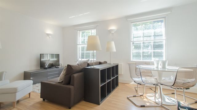 **SHORT LETS** 3 Bedroom 2 Bathroom Apartment in London City | Angel
