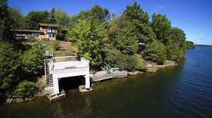 Upper Rideau Lake Waterfront Home!