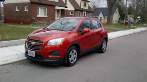LOW KMS 16000- Chevrolet Trax MUST SELL