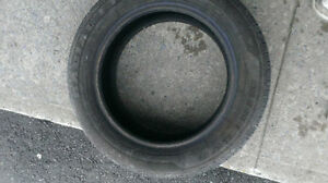 4 summer tires for sale 195 / 55R15.