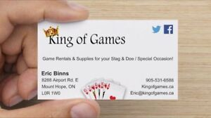 Games for Rent - Buck and Doe