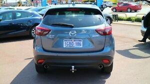 2015 Mazda CX-5 KE1032 Grand Touring SKYACTIV-Drive AWD Blue 6 Speed Sports Automatic Wagon Wilson Canning Area Preview
