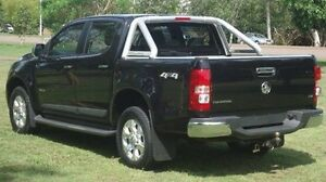 2012 Holden Colorado RG MY13 LTZ Crew Cab Black 5 Speed Manual Utility Winnellie Darwin City Preview