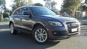 2010 Audi Q5 8R MY11 TDI S tronic quattro Grey 7 Speed Sports Automatic Dual Clutch Wagon Bundoora Banyule Area Preview