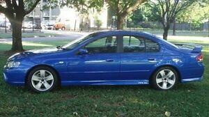 2006 Ford Falcon BF XR6 Turbo Blue 6 Speed Sports Automatic Sedan Winnellie Darwin City Preview
