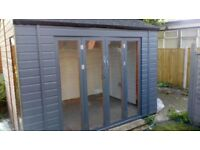 Garage / Storage 10x12 electric power available with private yard.