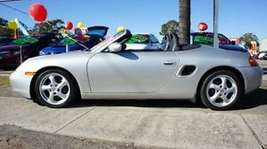 2000 Porsche Boxster Silver Automatic Cabriolet Lansvale Liverpool Area Preview