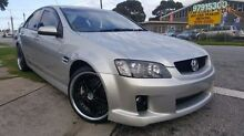 2008 Holden Commodore VE SS V Silver 6 Speed Sports Automatic Sedan Doveton Casey Area Preview