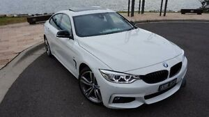 2016 BMW 428i F36 M Sport White Sports Automatic Hatchback Concord Canada Bay Area Preview