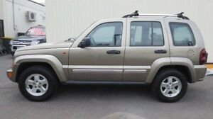 2004 Jeep Cherokee KJ Limited (4x4) Gold 5 Speed Automatic Wagon West Croydon Charles Sturt Area Preview