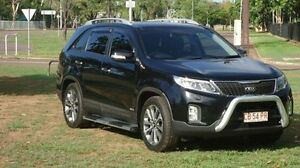 2014 Kia Sorento XM MY14 Platinum 4WD Black 6 Speed Sports Automatic Wagon Winnellie Darwin City Preview