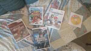 Nintendo Wii Games for Sale, $45