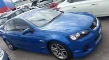 2012 Holden Commodore VE II MY12 SV6 Blue 6 Speed Sports Automatic Sedan Pakenham Cardinia Area Preview