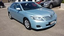2010 Toyota Camry ACV40R MY10 Altise Blue 5 Speed Automatic Sedan Bridgewater Adelaide Hills Preview