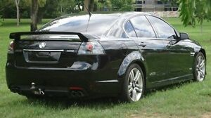 2009 Holden Commodore VE MY10 SS Black 6 Speed Sports Automatic Sedan Winnellie Darwin City Preview