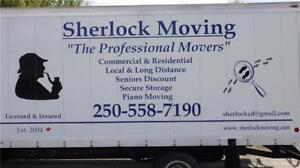 Highly Profitable Local Moving Company For Sale!