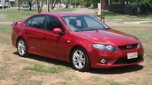 2010 Ford Falcon FG XR6 Red 6 Speed Sports Automatic Sedan Winnellie Darwin City Preview