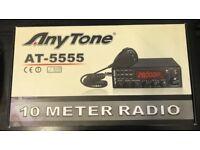 Anytone AT-5555 Radio BRAND NEW