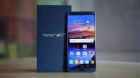 Honor View 10 128gb and 6gb ram as new