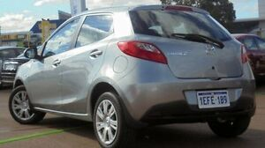 2013 Mazda 2 DE10Y2 MY13 Neo Silver 5 Speed Manual Hatchback Wilson Canning Area Preview