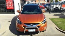 2014 Hyundai ix35  Orange Sports Automatic Wagon Mildura Centre Mildura City Preview