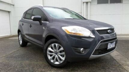 2012 Ford Kuga TE Trend AWD Grey 5 Speed Auto Seq Sportshift Wagon Bundoora Banyule Area Preview