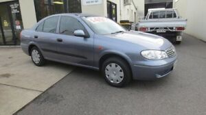 2003 Nissan Pulsar N16 MY03 ST Blue 4 Speed Automatic Sedan West Croydon Charles Sturt Area Preview
