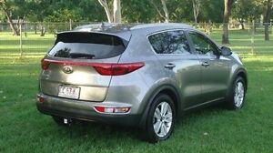 2016 Kia Sportage QL MY16 Si 2WD Silver 6 Speed Sports Automatic Wagon Winnellie Darwin City Preview