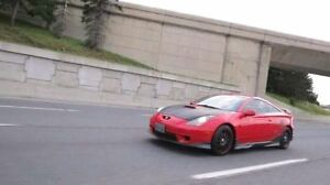 2001 Toyota Celica, as is, last etest was may 2016. automatic,