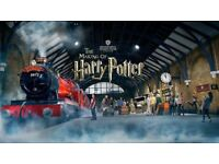 Voucher, Harry Potter Studio Tour for two with Lunch.
