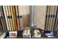 Amtico display stand