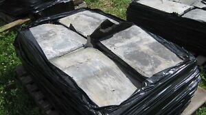 Roof Slate from house built in the 1830's Kawartha Lakes Peterborough Area image 1