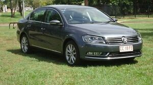 2013 Volkswagen Passat Type 3C MY13.5 130TDI DSG Highline Grey 6 Speed Sports Automatic Dual Clutch Winnellie Darwin City Preview