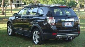 2012 Holden Captiva CG Series II 7 AWD LX Black 6 Speed Sports Automatic Wagon Winnellie Darwin City Preview