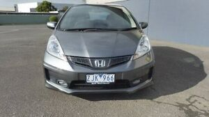 2012 Honda Jazz Grey Automatic Hatchback Morwell Latrobe Valley Preview